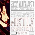 Zemlinsky: String Quartets Nos. 3 & 4; Johanna Müller-Hermann: String Quartet Op. 6