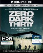 Zero Dark Thirty [Includes Digital Copy] [4K Ultra HD Blu-ray/Blu-ray] [2 Discs]