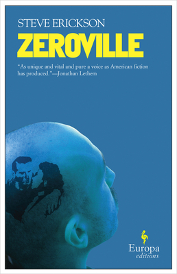Zeroville - Erickson, Steve