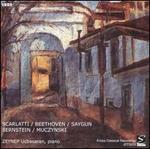 Zeynep Ucbasaran Plays Scarlatti, Beethoven, Saygun, Bernstein, Muczynsk
