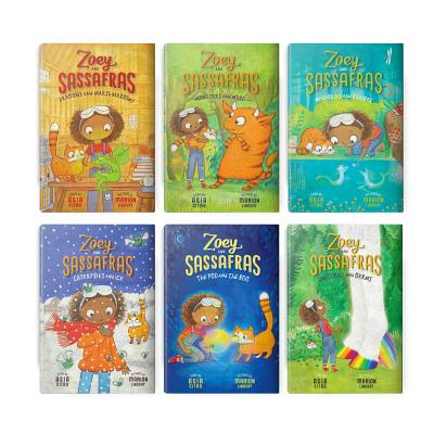 Zoey and Sassafras Books 1-6 Pack - Citro, Asia