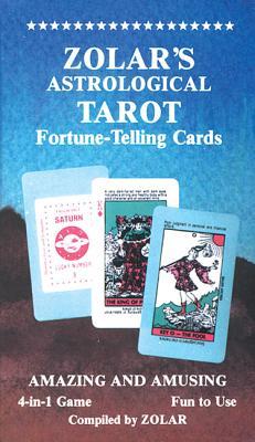 Zolar's Astrological Tarot Deck - Zolar Entertainment (Created by)