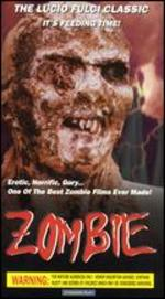 Zombie Flesh Eaters [Blu-ray]
