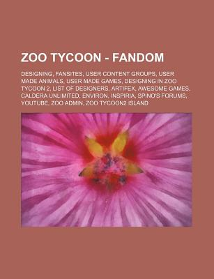 Zoo Tycoon - Fandom: Designing, Fansites, User Content