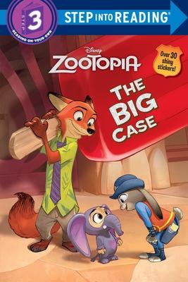Zootopia the Big Case - Scollon, Bill