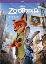 Zootopia - Byron Howard; Rich Moore