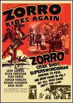 Zorro Rides Again - John English; William Witney