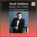 Zurab Sotkilava: Russian Folk & Georgian Songs (Russian Vocal School)